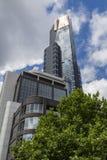 Torre de Eureka em Melbourne, sinal de Skydeck Fotografia de Stock