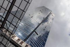 Torre de Eureka en Melbourne Fotos de archivo libres de regalías