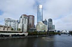 Torre de Eureka - Melbourne Imágenes de archivo libres de regalías