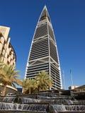 Torre de Faisaliah del Al Foto de archivo