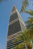 Torre de Faisaliah del Al Imagenes de archivo