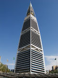 Torre de Faisaliah do Al Foto de Stock