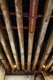 Torre de feixes do teto de Londres Foto de Stock