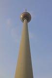 Torre de Fernseturm imagens de stock royalty free