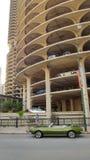 Torre de Firebird y del puerto deportivo fotos de archivo libres de regalías