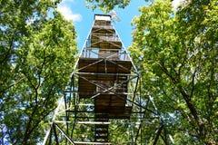 Torre de fogo Imagem de Stock Royalty Free