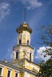 Torre de fuego Imágenes de archivo libres de regalías