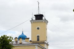 Torre de fuego de Gatchina 2 Imagenes de archivo