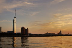 Torre de Fukuoka Fotografía de archivo