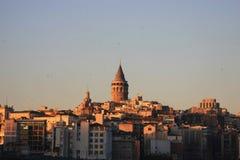 Torre de Galata Fotografía de archivo libre de regalías