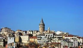 Torre de Galata Imagen de archivo