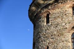 Torre de Galata em Istambul fotos de stock royalty free