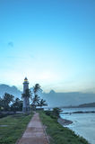 Torre de Galle, Sir Lanka Foto de archivo