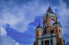 Torre de Gardos Foto de Stock Royalty Free