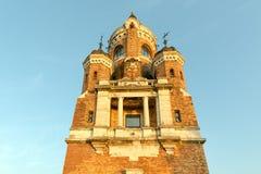 Torre de Gardos en Zemun Fotos de archivo libres de regalías