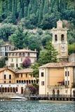 Torre de Gargnano Imágenes de archivo libres de regalías