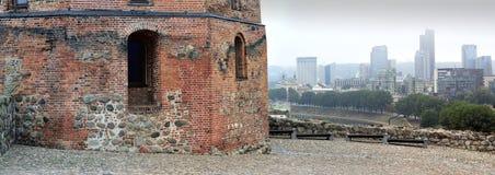 Torre de Gediminas Imagenes de archivo