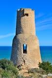 Torre de Gerro Spanien Lizenzfreies Stockfoto