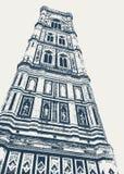Torre de Giotto Bell en Florencia