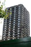 Torre de Grenfell, Londres, fotos de stock