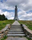 Torre de Greylock Imágenes de archivo libres de regalías