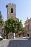 Torre de Grimaldi en Antibes foto de archivo libre de regalías