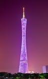 Torre de Guangzhou Fotografia de Stock