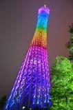 Torre de Guangzhou Foto de Stock Royalty Free