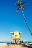 Torre de guardia de vida Imagen de archivo