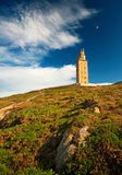 Torre de Hercules Royalty Free Stock Photography