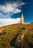 Torre de Hercules Royalty Free Stock Photography