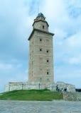 Torre de Hercules Imagens de Stock Royalty Free