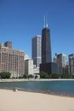 Arquitectura de Chicago Imagen de archivo libre de regalías