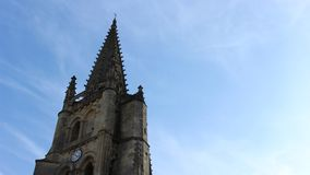 Torre de iglesia foto de archivo