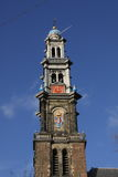 Torre de iglesia Imagen de archivo