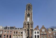 Torre de iglesia 3 Foto de archivo libre de regalías