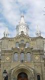 Torre de iglesia Foto de archivo libre de regalías
