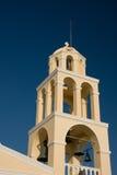 Torre de iglesia Creta, Grecia fotografía de archivo libre de regalías