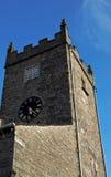 Torre de iglesia de Hawkshead Imagen de archivo libre de regalías