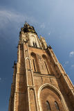 Torre de igreja Imagens de Stock