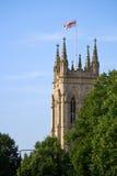 Torre de igreja Imagem de Stock