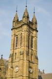Torre de igreja Fotografia de Stock