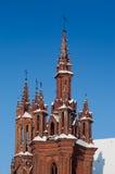 Torre de igreja do St Anne Imagem de Stock Royalty Free