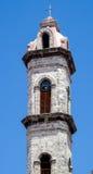 Torre de igreja em Havana Imagens de Stock