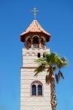 Torre de igreja ortodoxa do russo Fotos de Stock Royalty Free