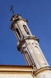 Torre de igreja velha Imagens de Stock Royalty Free