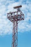 Torre de iluminação imagem de stock royalty free