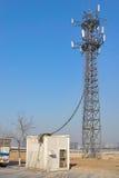 Torre de interruptor fotografia de stock royalty free