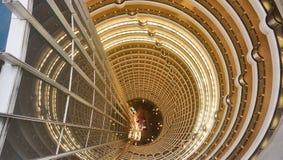 Torre de Jin Mao imágenes de archivo libres de regalías