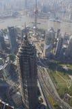 Torre de Jin Mao Fotos de archivo